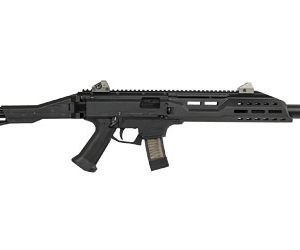 CZ Scorpion Carbine Faux Suppressor 9mm
