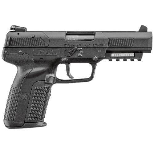 FN FIVE SEVEN BLACK 5.7×28, WITH THREE 20 ROUND MAGS