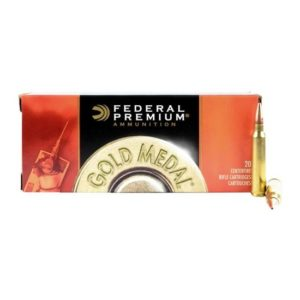 FEDERAL GOLD MEDAL MATCH 30-06 PREMIUM SIERRA