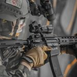 the military rifle airsoft